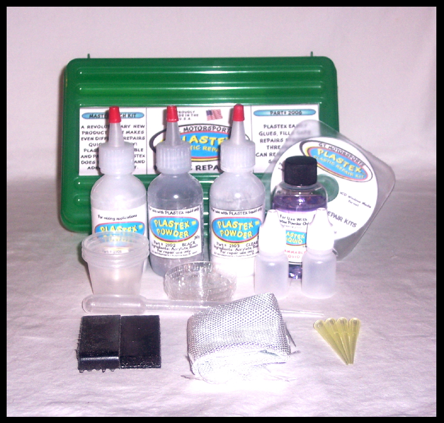 2006 - PLASTEX MASTER TECH KIT