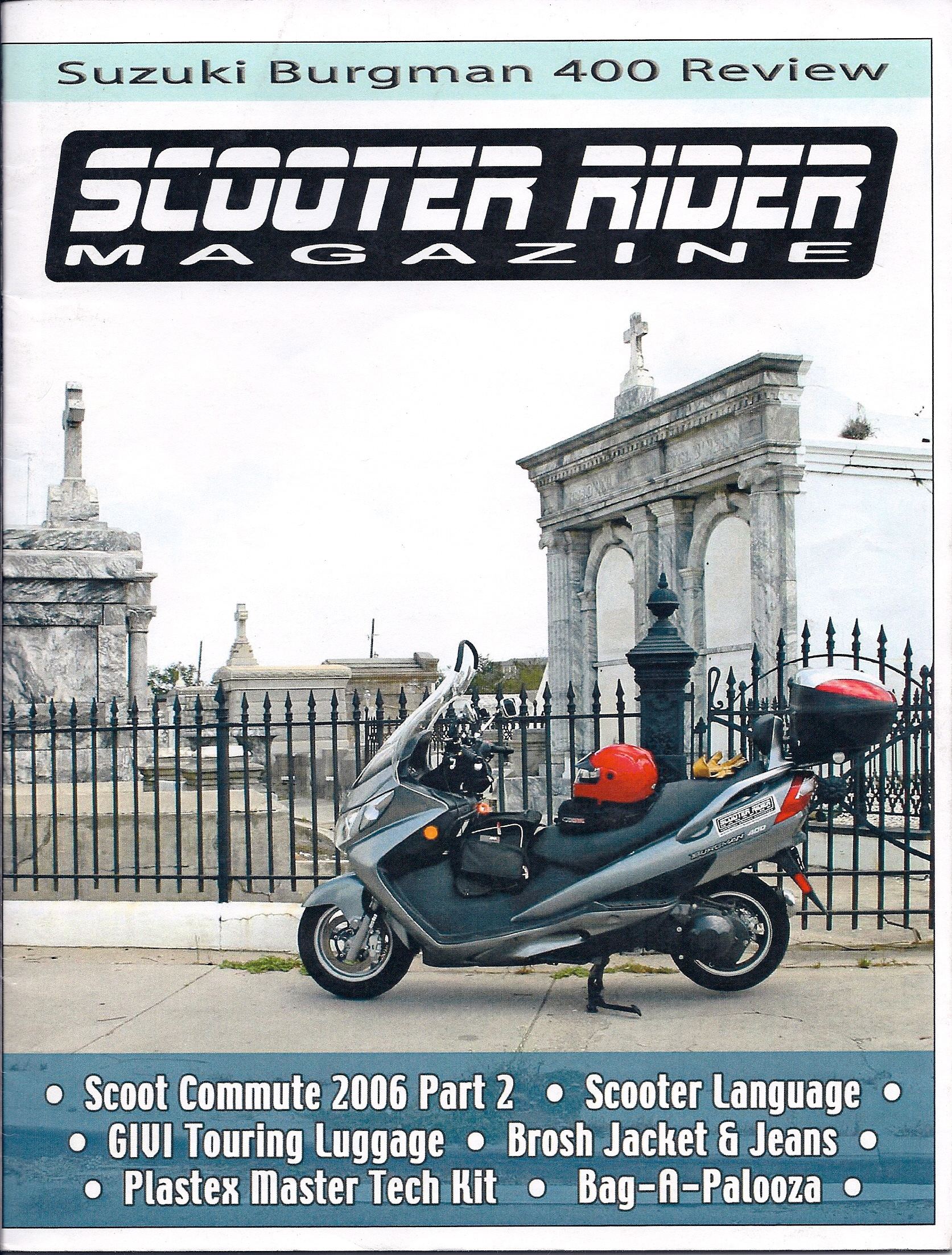 Plastex in SCOOTER RIDER
